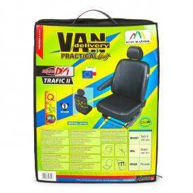 Seat cover Number of Parts: 3-part, Size: DV1 Trafic 515502444010