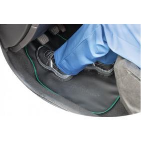 KEGEL Gumi csomagtérvédő tálcák 5-3120-244-4010