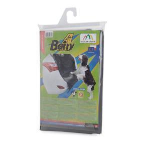 Cubreasientos de auto para perros Long.: 100cm, Ancho: 69cm 532052444010