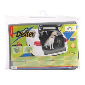 Housse de siège de voiture pour chien 532122444010