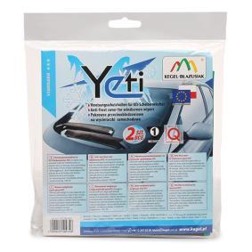 Headlight Squeegee, protective sleeve 533122464010
