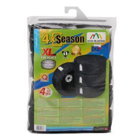 Hjultaskesæt Größe: XL 534222484010