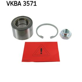 Wheel Bearing Kit Article № VKBA 3571 £ 140,00