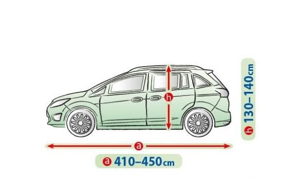 Car cover KEGEL 5-4132-248-3020 rating