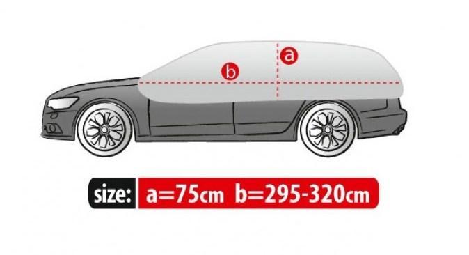 Car cover KEGEL 5-4532-246-3020 rating