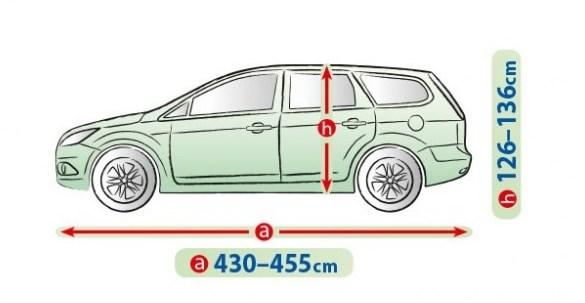 Car cover KEGEL 5-4628-249-4030 rating