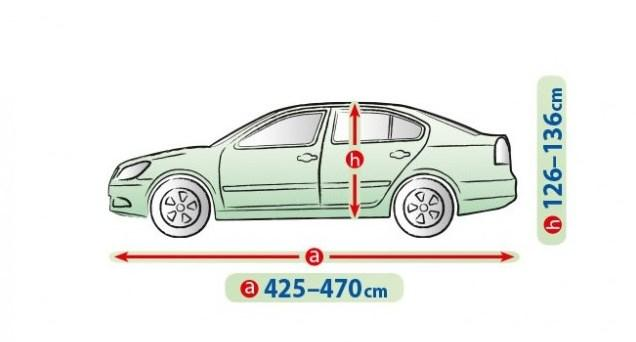 Car cover KEGEL 5-4643-249-4030 rating