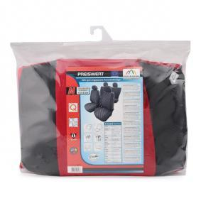 Seat cover Number of Parts: 8-part, Size: M 591052406012