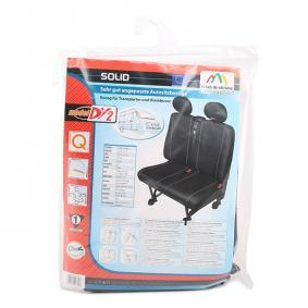 Seat cover Number of Parts: 4-part, Size: DV 2 593032164010