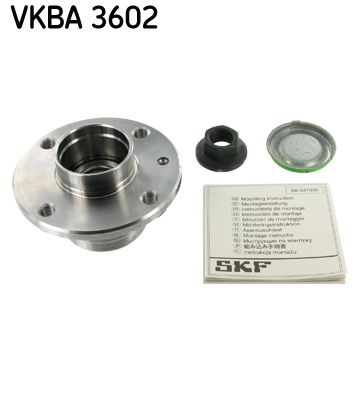 SKF  VKBA 3602 Wheel Bearing Kit