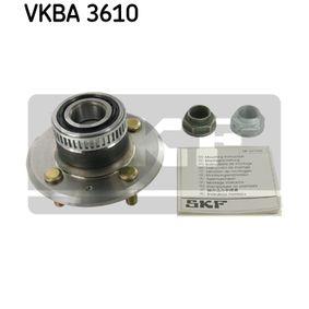 Комплект колесен лагер VKBA 3610 25 Хечбек (RF) 2.0 iDT Г.П. 2002