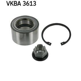 Juego de cojinete de rueda Número de artículo VKBA 3613 120,00€