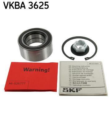 SKF  VKBA 3625 Wheel Bearing Kit Ø: 83mm, Inner Diameter: 47mm
