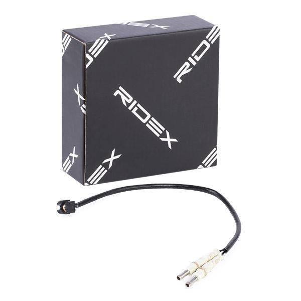 Sensor de Desgaste de Pastillas de Frenos RIDEX 407W0143 conocimiento experto