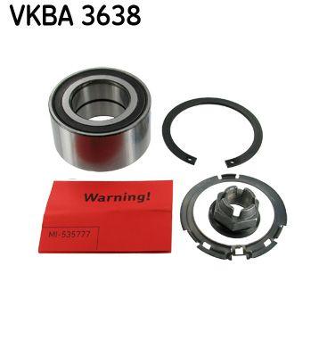 Artikelnummer VKBA 3638 SKF Preise