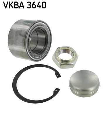 SKF  VKBA 3640 Wheel Bearing Kit Ø: 84mm, Inner Diameter: 49mm