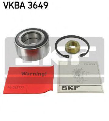 SKF  VKBA 3649 Wheel Bearing Kit Ø: 86mm, Inner Diameter: 46mm
