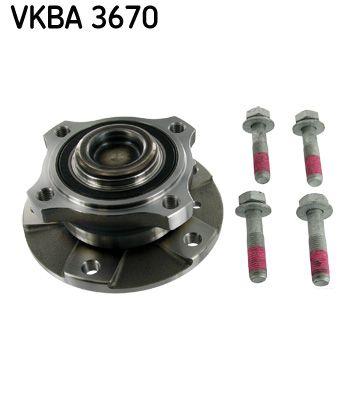 SKF Jogo de rolamentos de roda VKBA 3670
