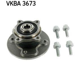SKF  VKBA 3673 Radlagersatz