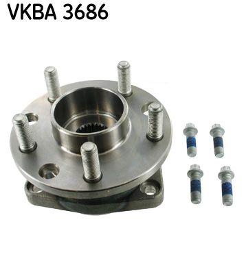 SKF  VKBA 3686 Juego de cojinete de rueda
