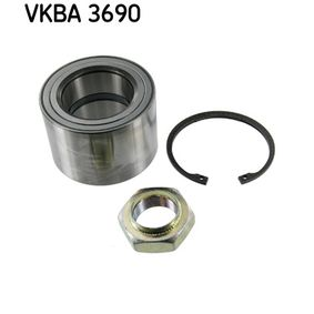 SKF  VKBA 3690 Radlagersatz Ø: 90mm, Innendurchmesser: 55mm