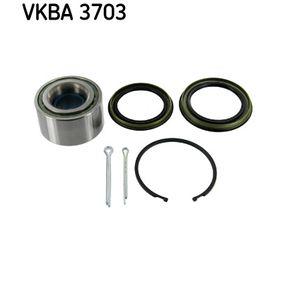 Σετ ρουλεμάν τροχών VKBA 3703 MICRA 2 (K11) 1.3 i 16V Έτος 1999
