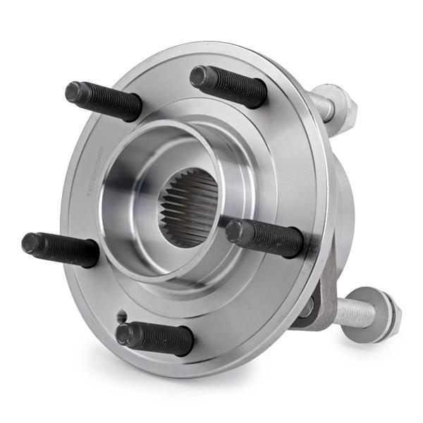 Hub Bearing RIDEX 654W0635 4059191652143
