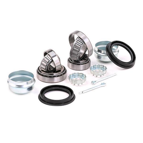 Radlagersatz RIDEX 654W0650 4059191652297