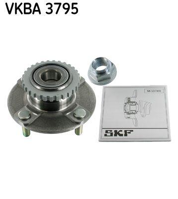 SKF  VKBA 3795 Radlagersatz