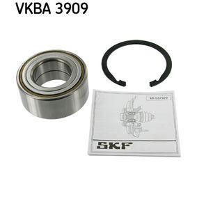 Wheel Bearing Kit VKBA 3909 COUPE (GK) 2.7 V6 MY 2009