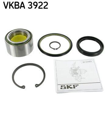 SKF  VKBA 3922 Juego de cojinete de rueda Ø: 68mm, Diám. int.: 41mm