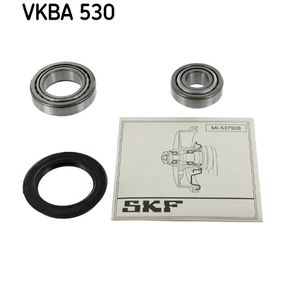 Radlagersatz mit OEM-Nummer 116002140800