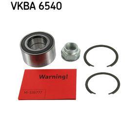 SKF VKBA 6540 7316573304487