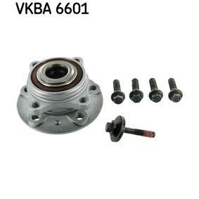 Juego de cojinete de rueda Nº de artículo VKBA 6601 120,00€