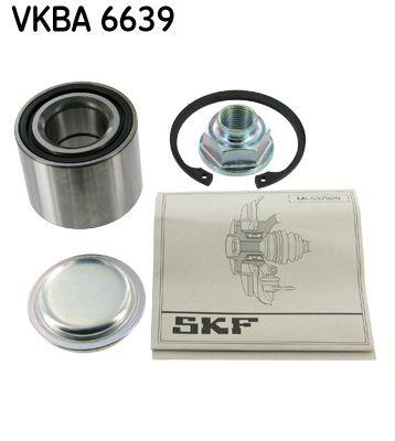 SKF  VKBA 6639 Radlagersatz Ø: 58mm, Innendurchmesser: 28mm