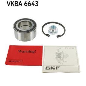 Radlagersatz Art. Nr. VKBA 6643 120,00€