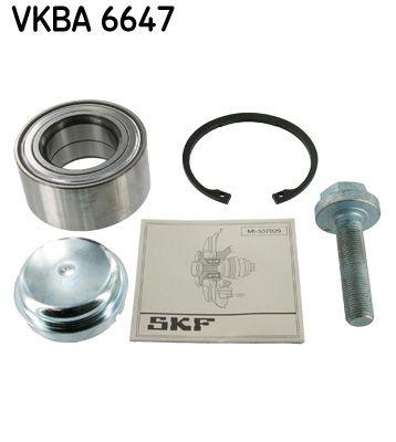 SKF  VKBA 6647 Radlagersatz Ø: 84mm, Innendurchmesser: 45mm