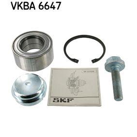 Radlagersatz Ø: 84mm, Innendurchmesser: 45mm mit OEM-Nummer 210 981 02 27