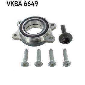 Tuotekoodi VKBA 6649 SKF hinnat