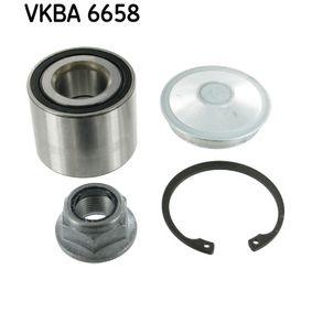 Juego de cojinete de rueda Número de artículo VKBA 6658 120,00€