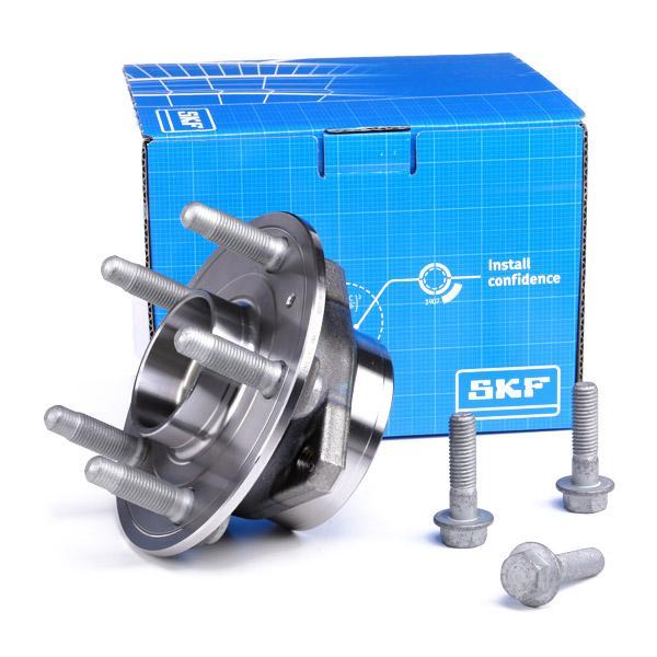 Radlagersatz SKF VKBA6667 Erfahrung
