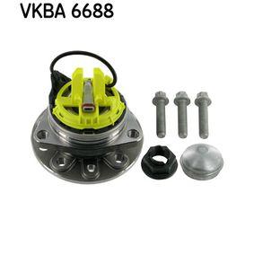 Radlagersatz mit OEM-Nummer 1603841