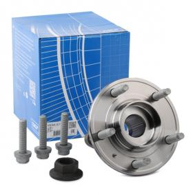 SKF  VKBA 6715 Wheel Bearing Kit