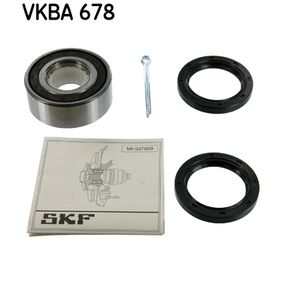 Radlagersatz Art. Nr. VKBA 678 120,00€