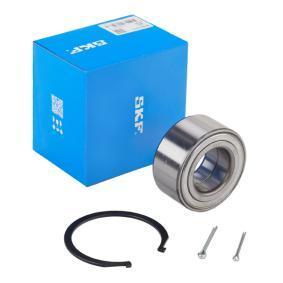 2005 Hyundai Coupe gk 2.0 Wheel Bearing Kit VKBA 6812
