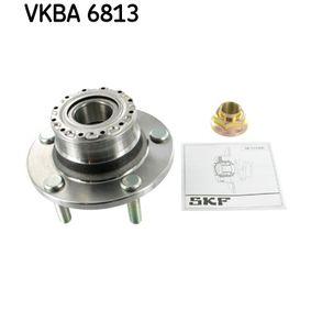 2003 Hyundai Coupe gk 2.0 Wheel Bearing Kit VKBA 6813