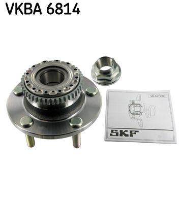 SKF  VKBA 6814 Wheel Bearing Kit