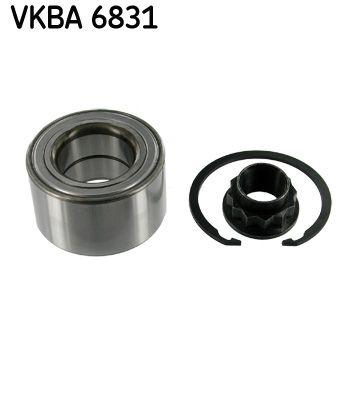 Cojinetes de rueda SKF VKBA6831 conocimiento experto
