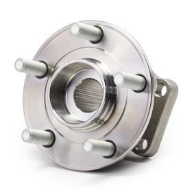 Radlagersatz VKBA 6885 IMPREZA Schrägheck (GR, GH, G3) 2.5 WRX S AWD Bj 2010