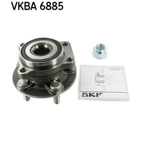 SKF  VKBA 6885 Radlagersatz